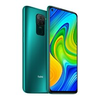 Xiaomi Redmi Note 9 4/128GB Green/Зеленый Global Version
